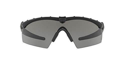 Oakley Men's OO9213 Ballistic M Frame 2.0 Shield Sunglasses, Matte...