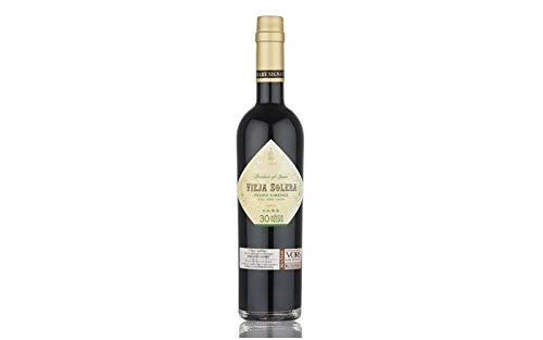 Vino dulce Pedro Ximenez Vieja Solera 93 puntos Parker, 75 cl. Envío GRATIS (Pack 6 Botellas)
