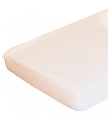 Velfont - Protector Colchón Rizo Transpirable Velfont Blanco 160 x 182 / 200 cm.