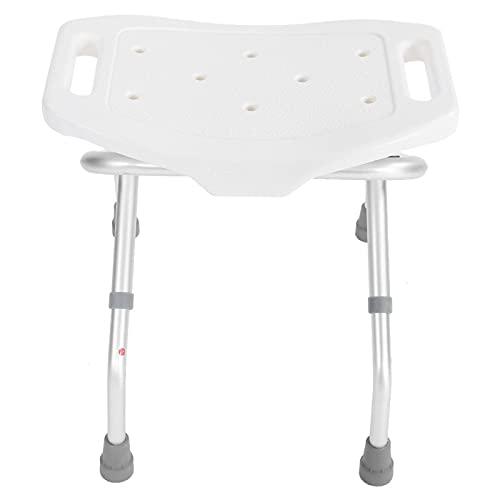 Chaise de douche Chaise de salle de bain antidérapante pour la maison pour handicapés pour vieil homme pour chaise de salle de bain