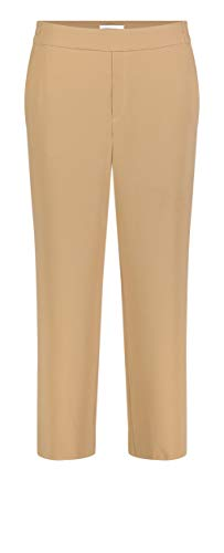 MAC Jeans Damen Hose Chinos Chiara Cropped Floating Crepe 38/23