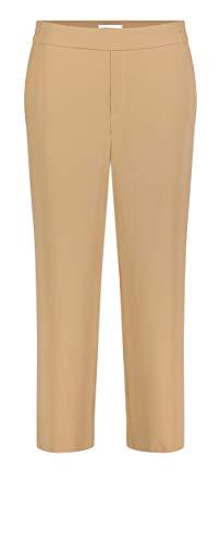 MAC Jeans Damen Hose Stoffhosen Chiara Cropped Floating Crepe 36/23