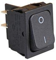 MARQUARDT Interrupteur /à Pression 1670.5202 1670.5202 250 V//AC 16 A 2 x on//Off IP54 /à accrochage 1 pc s