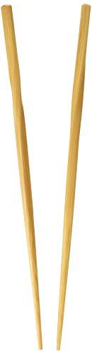 "Totally Bamboo Twist Reusable Bamboo Chopsticks, Set of 5 Pairs, 9.75"" Long, Honey"