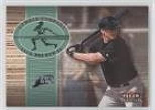 Jace Brewer (Baseball Card) 2002 Fleer Tradition - Lumber Company #21 LC