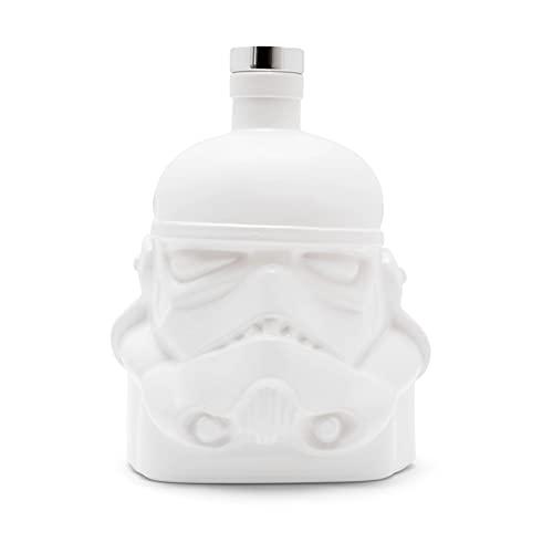 Decanter originale Stormtrooper Star Wars, 750 ml, bianco