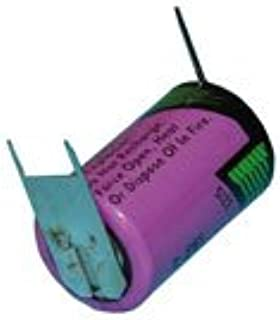 Lithium 3.6 V 1.2 Ah Battery with Polarized Tabs, Pack of 500 (TL-4902/PT)