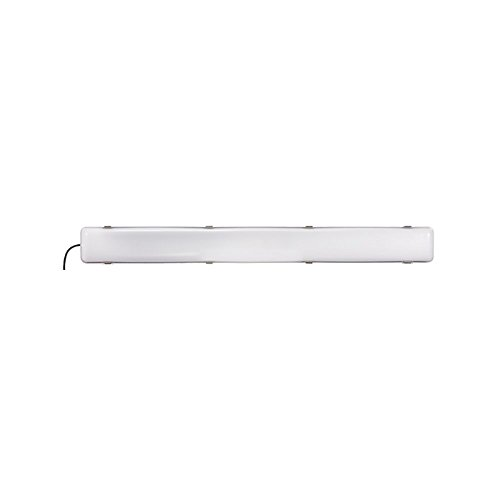 Winplus LM55970-1 LED Utility Shop Sensor   116 cm/45 in   Indoor Outdoor   Perfect for Home Garage or Office   Easy Plug-in and Mount   Adjustable Light and Motion Sensitivity, White