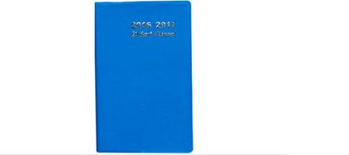 Estudiante semanal planificador anual académico calendario diario organizador Personal agenda