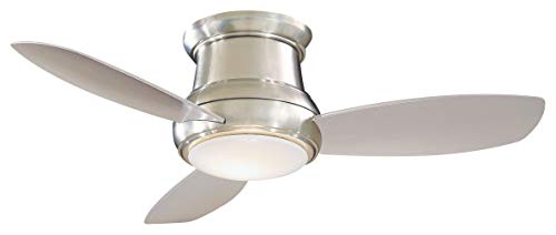 Minka-Aire F518L-BN Concept II LED Brushed Nickel