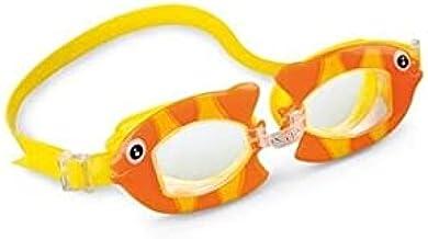 Intex Fun Goggles For Kids - Multi Color Flat Fish