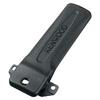 Kenwood KBH-10 Spring Action Belt Clip For Use With Kenwood TK-2200 or 3200 Pro Talk Two-Way Radios, Attached To a Belt Carrying/Transport Options, Plastic Material