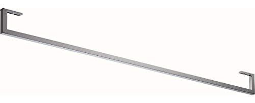 Duravit Handtuchhalter Vero 120,5cm Quadratrohr 14cm für 032912, chrom 301000