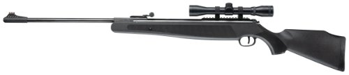 Ruger Air Magnum Break Barrel Pellet Gun Air Rifle with 4x32mm Scope, .22 Caliber