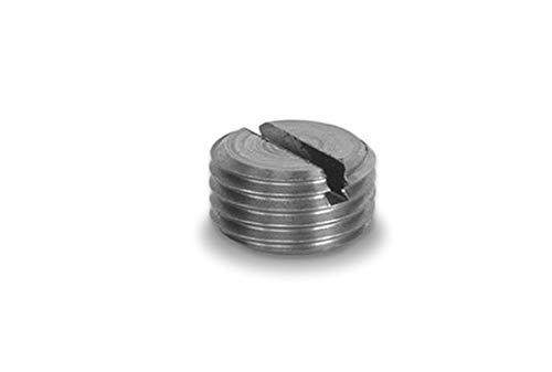 PrecisionGeek Acero inoxidable Nissin Pasador cubre pastillas de freno M10 x 1.0 1pz