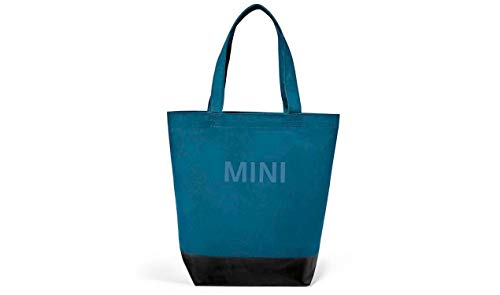 Mini Original Colour Block Shopper Tasche Island/schwarz/blau Kollektion 2018/2020