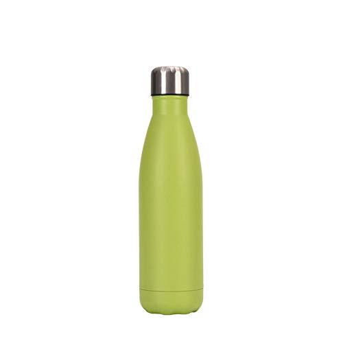 Chilly's Bottles, botella de agua de acero inoxidable de doble capa a prueba de fugas, botella de coca de coca reutilizable, botella deportiva de enfriamiento, para mujeres y hombres, 04,500 ml