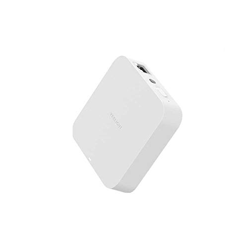 Yeelight Fixturkombination M2 (Yeelight YLWG01YL nätingång, stöder trådlös Bluetooth WiFi dubbelläges hubb kompatibel med Homekit Mijia överföringsavstånd 40 meter smart kontroll)