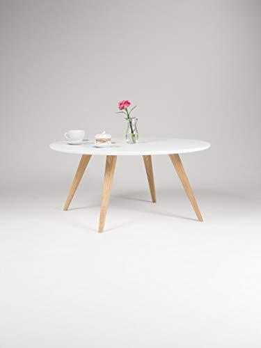Exklusive Designer-Couchtische, weißer Kaffetisch