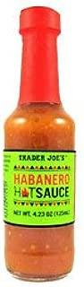 Trader Joe's Habanero Hot Sauce