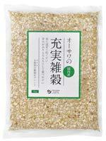 オーサワジャパン オーサワの充実雑穀(国内産) 1kg×8個