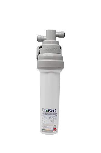 Doulton EcoFast - Einbau Wasserfilter - Filterung von Nitrat, Keimen, Schwermetallen, Pestiziden und Arzneimitteln