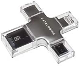 Best datalogixx triple play phone/tablet/pc 128gb storage expansion Reviews