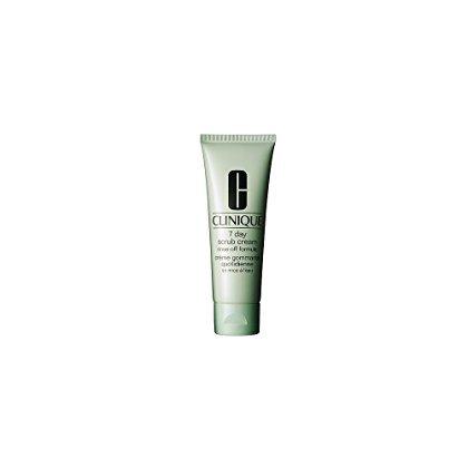 7 day scrub cream rinse-off formula esfoliante 100 ml