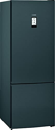 Siemens KG56FPXDA iQ700 Freihstehende Kühl-Gefrier-Kombination / D / 230 kWh/Jahr / 483 l / Smart Home kompatibel via Home Connect / hyperFresh-Premium 0° / noFrost / bigBox / LED EmotionLight