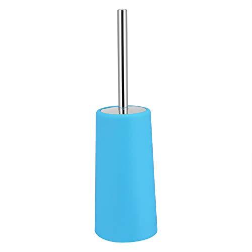 OIHODFHB Acero inoxidable baño limpieza cepillos de inodoro titular Sets Home Hotel (azul)