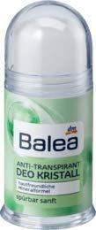 Balea Deo Stick Antitranspirant Kristall, 1 x 100 g