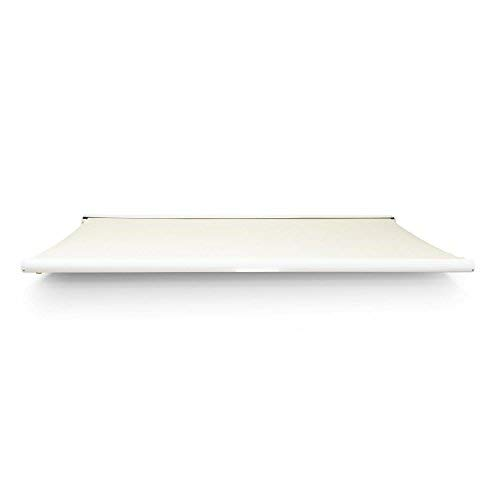 blumfeldt Capri-Royale toldo con semicofre (Tela acrílica de 4 x 3 m...