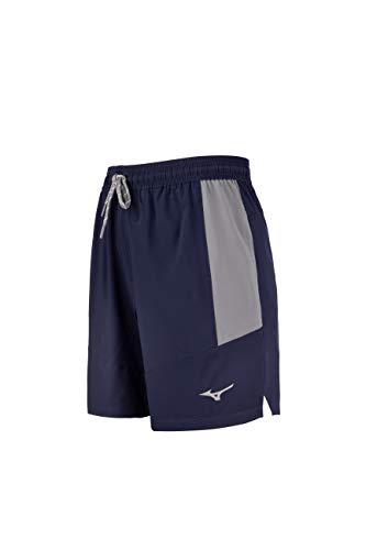 Mizuno Herren Volley-Shorts, 17,8 cm, Marineblau, Größe XL