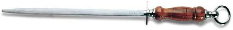 F Dick 7171330 Sharpening Steel 12 L regular cut oval