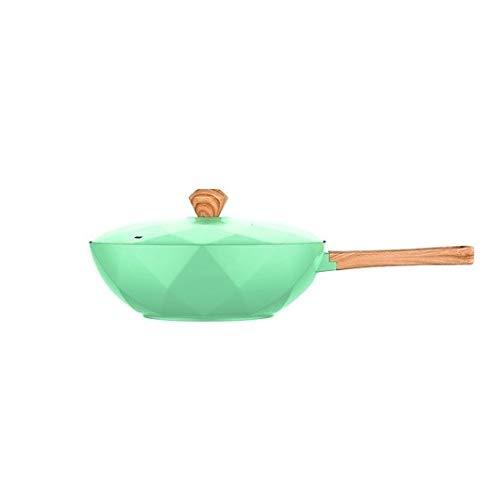 SHYPT No sartén del palillo, Pan for no fumadores, Universal sartén, sin recubrimiento, menos aceite, apto for todas las estufas