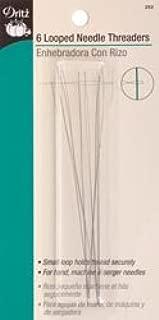 Dritz Bulk Buy Looped Needle Threader 6 Pack 252 (3-Pack)