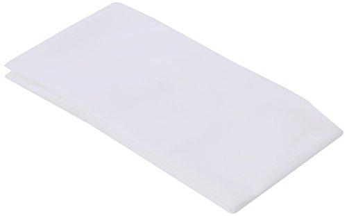 National Allergy Bettwanzen-, Staubmilben- und Allergiekontroll-Kissenschutzumhüllung aus 100 % Baumwolle, 80 x 80 cm, 80x80