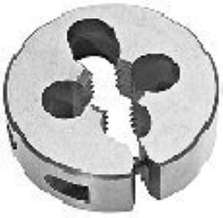 """9//16-28 UNS Thread 2/"""" Outer Diameter Adjustable Round Die High Speed Steel"""
