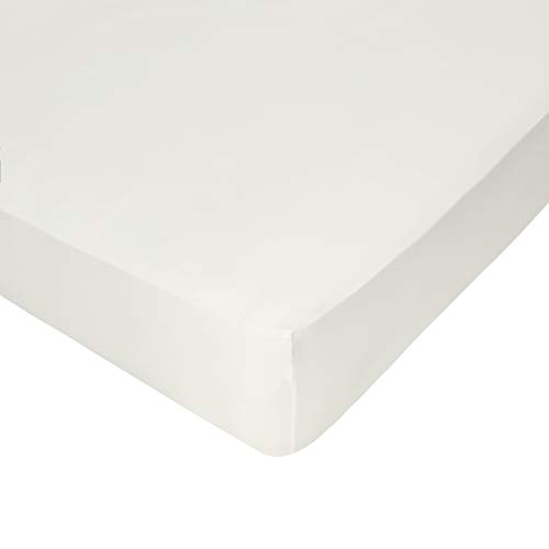 100% Bamboo Bed Linen - Luxury Fitted Sheet -...
