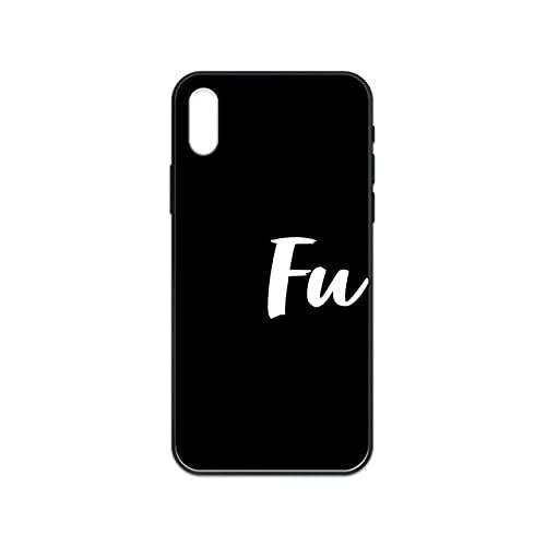 Amor Mejores Amigos Parejas Funda de teléfono Negra para iPhone 4 4s 5 5S SE 5C 6 6S 7 8 Plus X XS XR 11 Pro MAX 2020, K, para iphone11