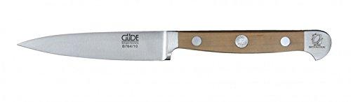 Güde ALPHA-Birne Brotmesser, Spickmesser 10 cm Küchenmesser - Geschmiedet - Solingen, Messer - groß - scharf - hochwertig
