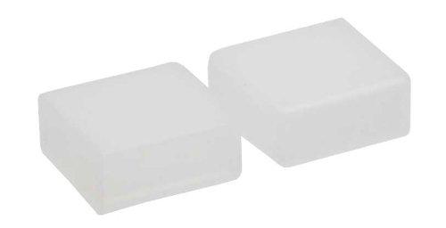 InLine 59948B50er Pack  Staubschutz, für USB A Stecker, weiß