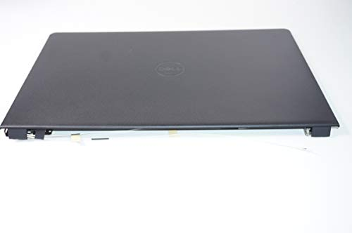 FMB-I Compatible with VJW69 Replacement for Dell LCD Back Cover W Hinges I3567-3629BLK-PUS I3565-A453BLK-PUS