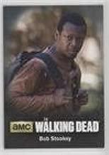 Bob Stookey (Trading Card) 2016 Cryptozoic The Walking Dead Season 4 Part 2 - Character Bios #C13