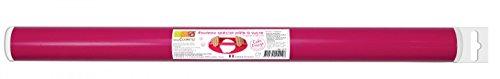 SCRAP COOKING 5119 Rouleau Plastique Spécial Pâte à Sucre, Silicone, Rose, 38 x 3 x 3 cm