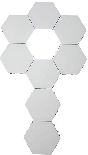Mosaic Hexagon Lights
