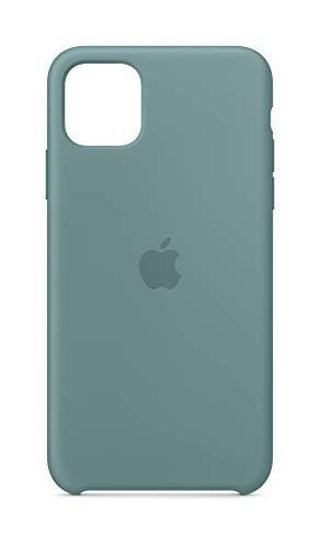 Apple Custodia in silicone (per iPhone 11 Pro Max) - Cactus