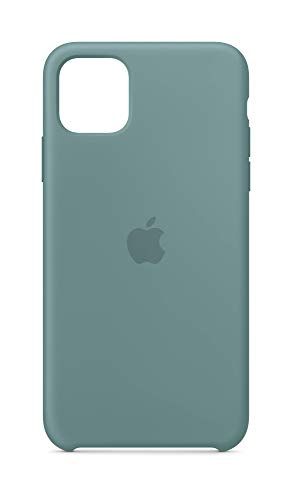 Apple Silikon Case (iPhone 11 Pro Max) - Kaktus