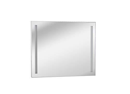 Schildmeyer V3 80 cm Spiegel 131714, LED-Beleuchtung, Sensorschalter