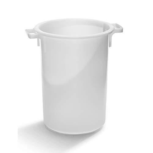 Cuve ronde - capacité 50 l - 1 pièce et + - cuves Bac de stockage Bacs de stockage Caisse de transport Caisses de transport Conteneur en plastique Conteneur multi-usages Conteneur navette Conteneurs en plastique Conteneurs multi-usages Conteneurs
